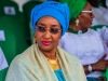 Ms Sadia Umar-Farouk, Minister of Humanitarian Affairs