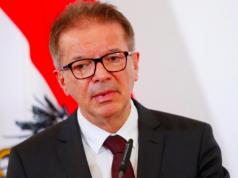 Health Minister Rudolf Anschober