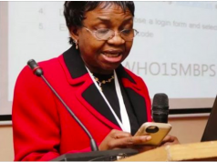 Prof. Mojisola Adeyeye