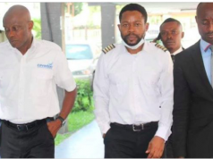 Two Caverton Helicopters pilot and co-pilots arrested and detain by Gov. Wike's goon