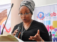 Maryam Uwais, special adviser to the president on social investment programme