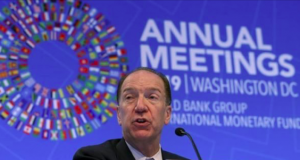 David Malpass,, IMF President