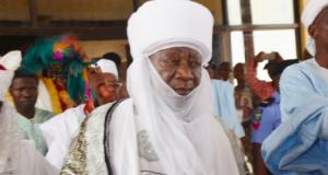 Emir of Ilorin, Alhaji Ibrahim Sulu-Gambari