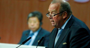 FIFA's medical committee chairman Michel D'Hooghe