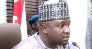 Umar Kadafur, Borno Dep, Gov