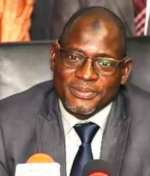Mohammed Nami, FIRS boss