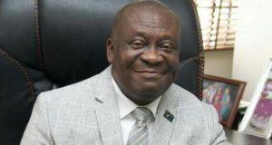 Prof Charles Uwakwe