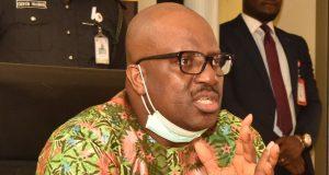Prof. Kemebradikumo Pondei, NDDC Boss