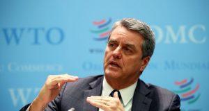 Roberto Azevedo , WTO DG