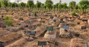 Kano burial ground