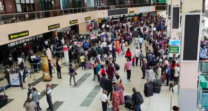 Stranded Nigerians in UK arrived in Lagos