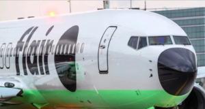 Flair Aviation, seized in Nigeria
