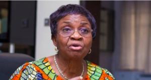 Prof Mojisola Adeyeye, NAFDAC DG