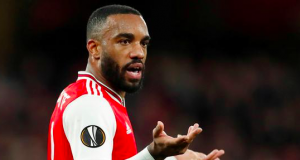 Lacazette under probe