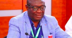 Dr Solomon Ogunji