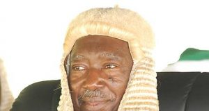 Justice Nasir Ajanah