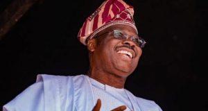 The Late Abiola Ajimobi