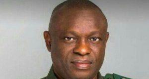 Major General Hakeem Oladapo Otiki