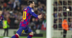 Barcelona beat Real Sociedad in their final La Liga match before lockdown