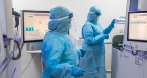 COVID-19 testing Lab