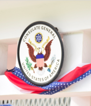 US Embassy in Lagos