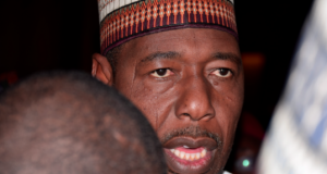 Gov. Babagana Zulum of Borno