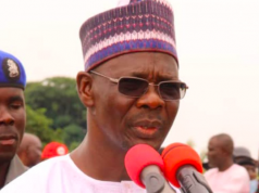 Governor Abdullahi Sule of Nasarawa