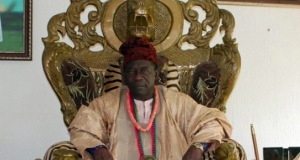 Idakwo Ameh Oboni , the Attah of Igala
