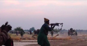 Boko Haram exchange gunfires