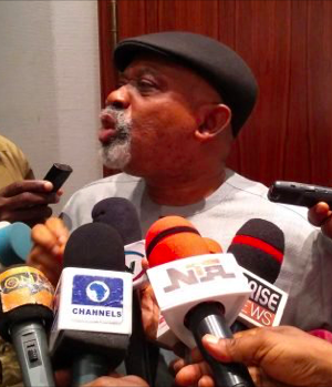 Chris Ngige, minister of labour and employment,