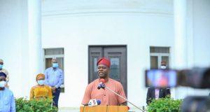 Gov. Seyi Makinde of Oyo