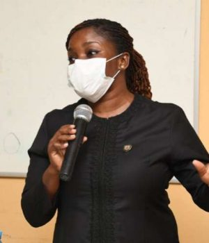 Ms. Abisola Olusanya, State Acting Commissioner for Agriculture