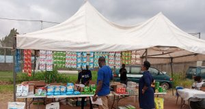 Eko city farmers market