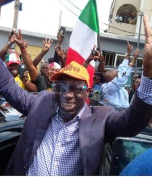 Godwin Obaseki's campaign