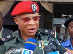 Kenneth Ebrimson, Ogun State Police Commissioner