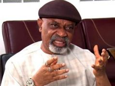 Dr. Chris Ngige, Minister of Labour and Employment