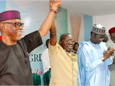 Oyegun, Oshiomhole, others to lead Pastor Iyamu's campaign in Edo