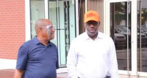 Gov. Nyesom Wike and Gov. Godwin Obaseki