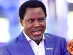 Pastor T.B Joshua
