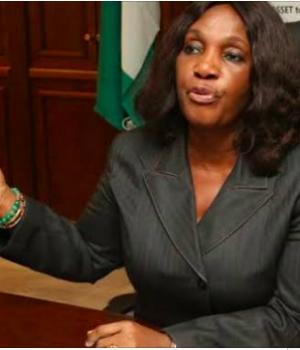 Joy Nunieh, ex-NDDC boss