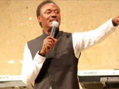 Chris Okotie, founder of the Household of God Church