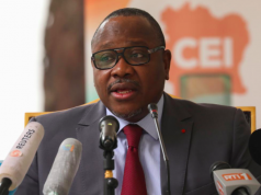 Ivorian Electoral Commission Kuibiert-Coulibaly Ibrahime