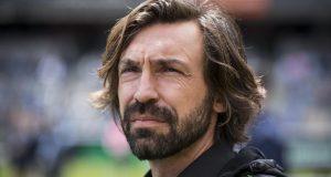 Andrea Pirlo, new Juventus coach