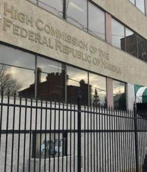 Nigerian High Commission in Canada