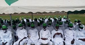 De-radicalised Boko Haram Terrorists