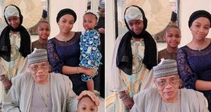IBB Grandchildren in Original and Doctored Images