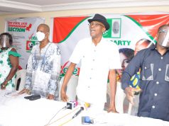 Edo Labour Party chieftains