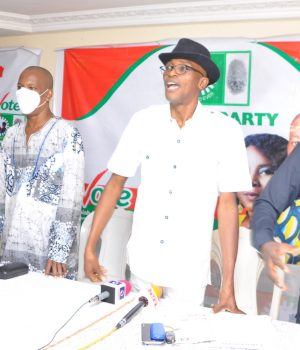 Edo Labour Party chieftains