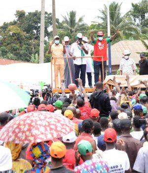 Obaseki, Shaibu campaign in Edo