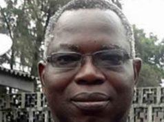 Prof. Theophilus Soyombo, UNILAG acting VC